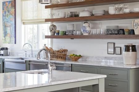 kitchen open shelving the best inspiration & tips! the