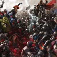 The Bad Ass artwork for Age of Ultron