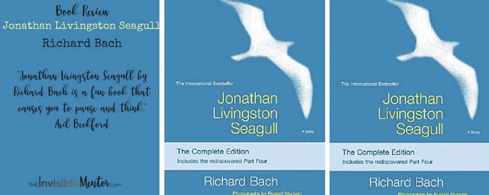 jonathan livingstone seagull About the author richard bach, a former usaf pilot, gypsy barnstormer, and airplane mechanic, is the author of fifteen books this, his fourth book, spent two years on the new york times bestseller list and has continued to inspire millions for decades his website is richardbachcom.