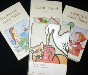 Virtual Literary World Tour