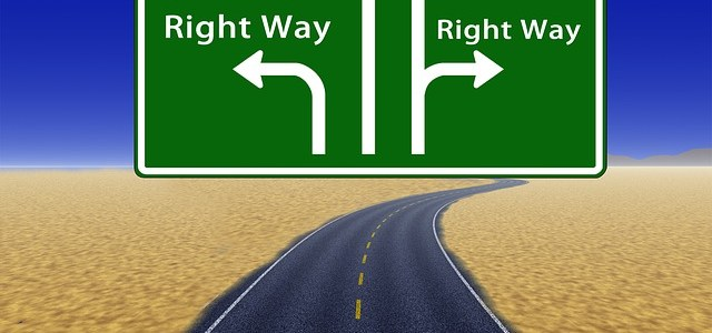 Make a choice, stick to it, pace yourself!