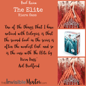 Pdf kiera cass the elite 28 pages book review the elite by kiera cass the elite the elite by kiera cass book review fandeluxe Images