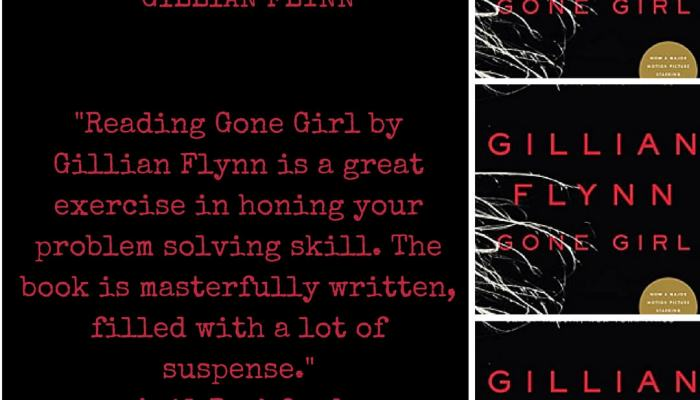 Gone Girl by Gillian Flynn, Review