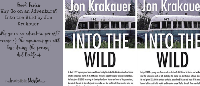 into the wild by jon krakauer essay