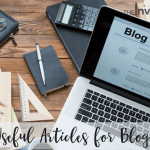 4 Useful Articles for Bloggers