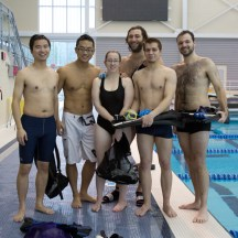 Ithaca Underwater Hockey
