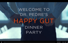 Dr. Pedre-Happy-Gut-Dinner-Party