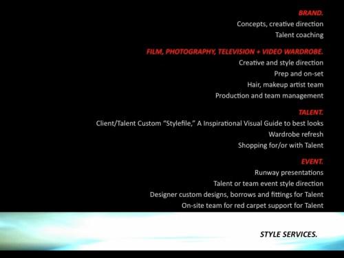 Jade Dressler Style Services