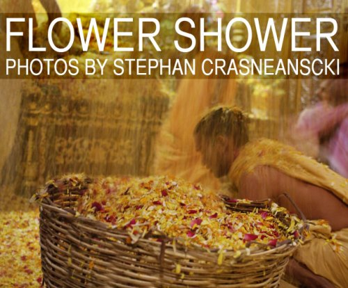 Stephan Crasneanscki yellow flowers