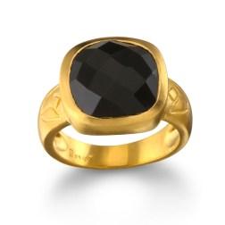 Satya Onyx ring