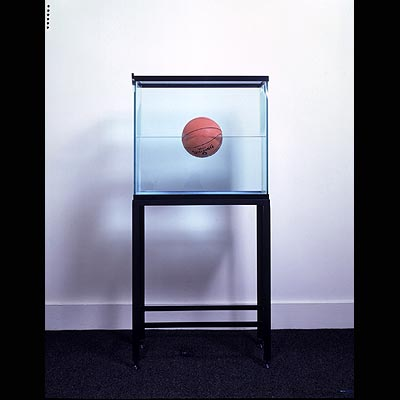 jeff koons basketball, stefano tonchi