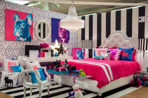 Nickelodeon bedroom