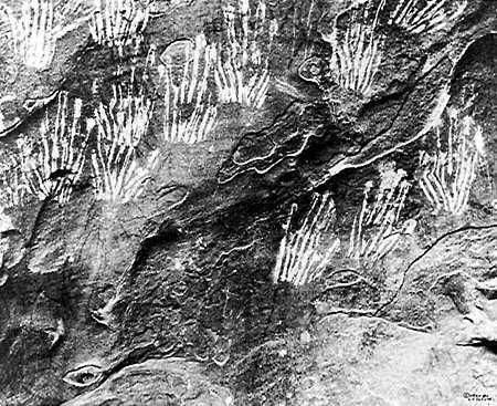 Cave-hands