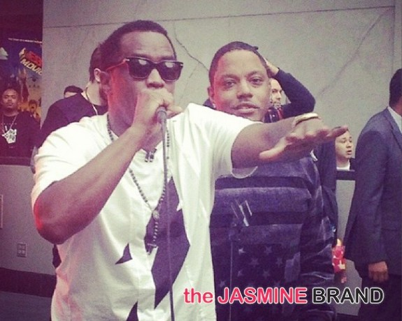 mase-diddy-launches revolt live studio-the jasmine brand
