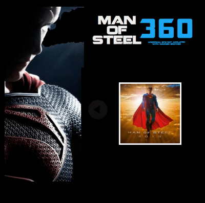 Man of Steel 360