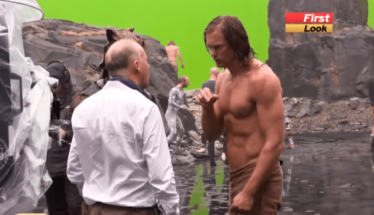 Legend of Tarzan Featurette