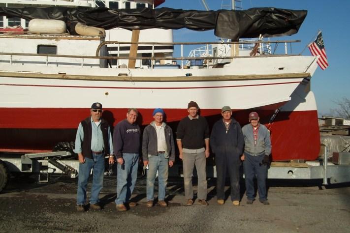 Guy, Jim, Dan, Jack, Mike and Mac.