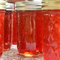 Strawberry Freezer Jam 2012