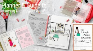 Nicole Updegraff's Lifestyle Planner and Guide