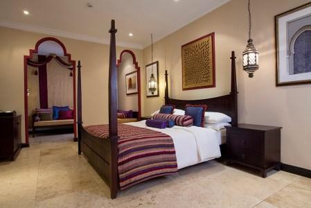 "The rich color tones of the ""Marrakesh Suite"""