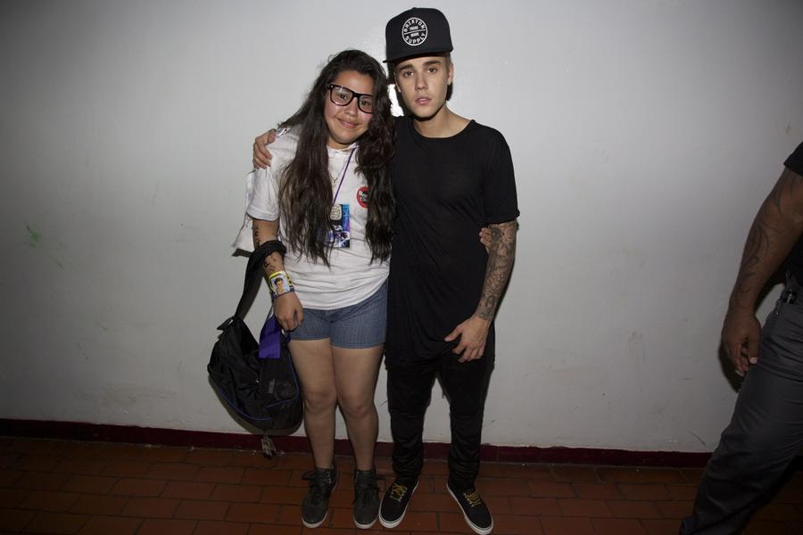 justin bieber en argentina 2011 meet and greet