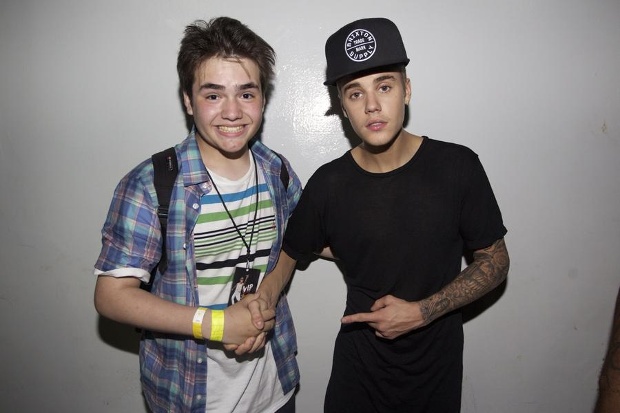 meet and greet justin bieber 2014 instagram
