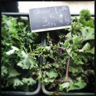 Kale in Orleans