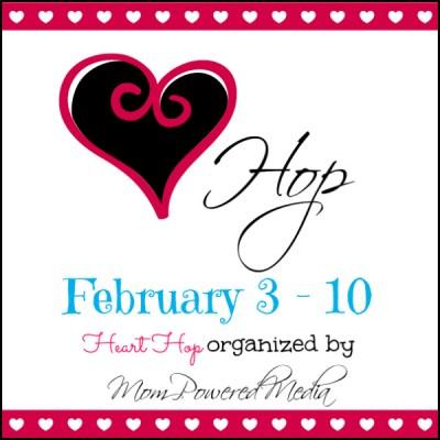 Heart Hop Giveaway Button