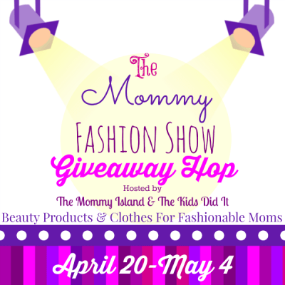 The Mommy Fashion Show Grand Prize #2!