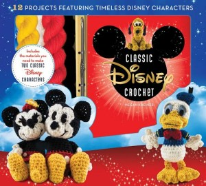 Disney Classic Crochet Is Fun For The Whole Family!