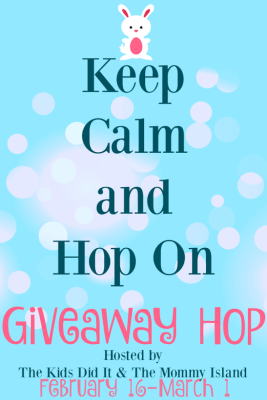 Bloggers: Keep Calm and Hop On! Giveaway Hop In February