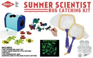 Orkin Mosquito Summer Scientist Giveaway!