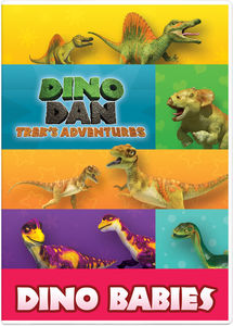 Our Kids Love Dino Dan + May The Odds Giveaway!