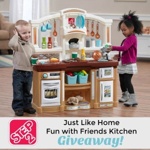 Step2 Just Like Home Fun With Friends Kitchen Giveaway