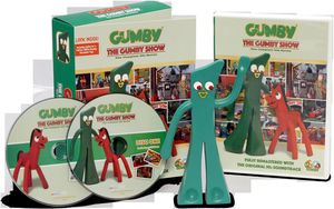 Gumby: The Complete 50s Series, Plus Bendable Toy Giveaway