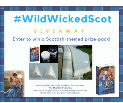 Wild Wicked Scot Prize Package Giveaway