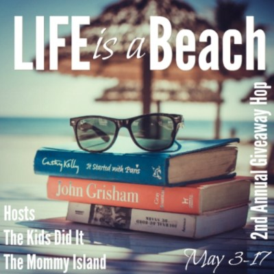 2nd Annual Life's A Beach Giveaway Hop