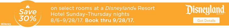 Disneyland Room Discounts
