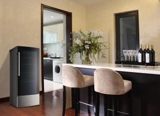 Hisense wine fridge