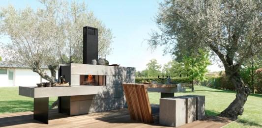 modulnova outdoor kitchen