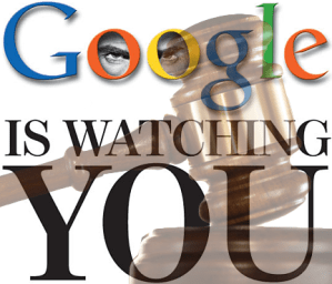 Google was caught, but never required to admit guilt, by the Democrat-led FTC.