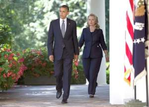 United in purpose and lockstep in containing BENGHAZI incident.