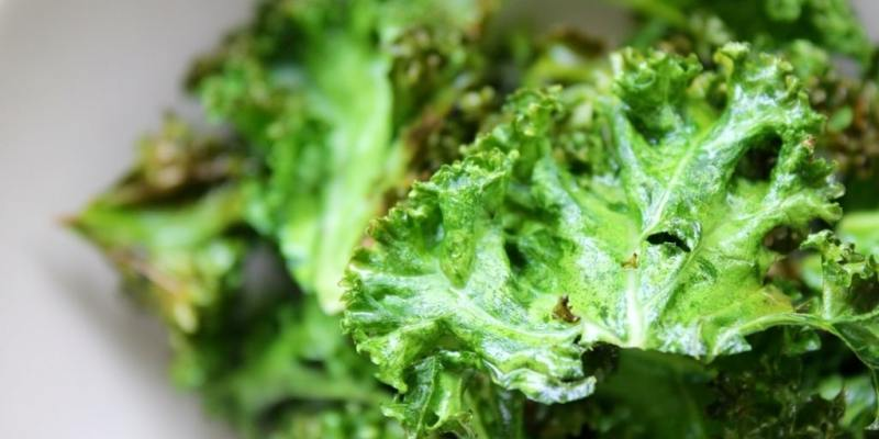 The Kitchen Shed - Clean Eating Kale Chips