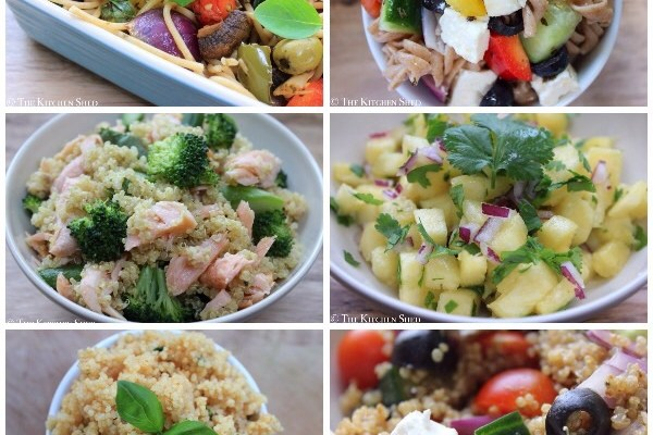 10 Clean Eating Summer Salads