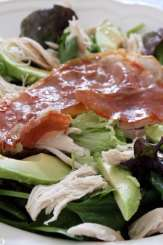 Clean Eating Chicken & Prosciutto Salad