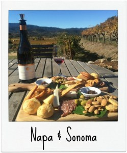 Napa Travel Page