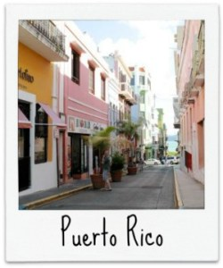 Puerto Rico Polaroid