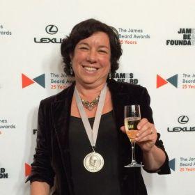 A Conversation with James Beard Award Winner Kathy Gunst