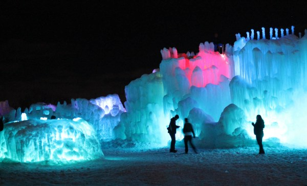 Utah Ice Castle 3
