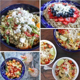 10 Summertime Side Dish Salads That Aren't Boring